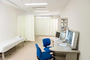 病院の診察室の写真素材 [FYI02961312]