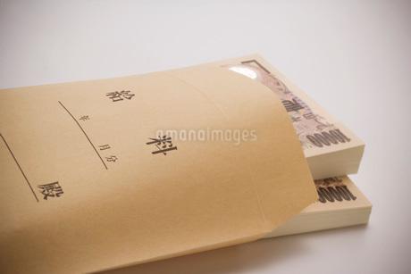 給料の写真素材 [FYI02961392]