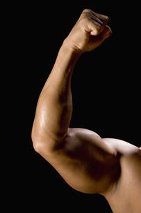 たくましい腕の写真素材 [FYI02961863]