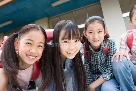 小学生の写真素材 [FYI02964026]