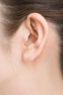 耳の写真素材 [FYI02964487]