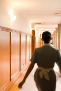 ホテルの従業員の写真素材 [FYI02964812]