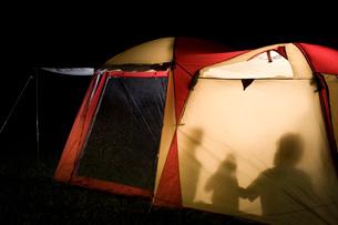 キャンプの写真素材 [FYI02965190]