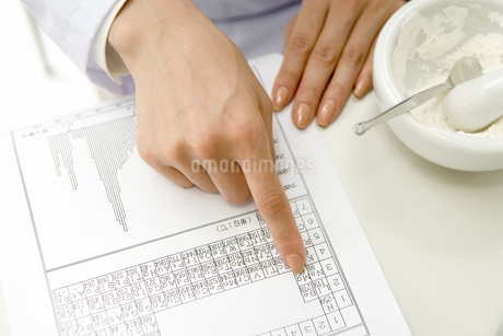 化学記号表の写真素材 [FYI02965394]