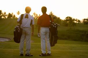 ゴルファーの写真素材 [FYI02965732]