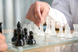 チェスの写真素材 [FYI02965934]