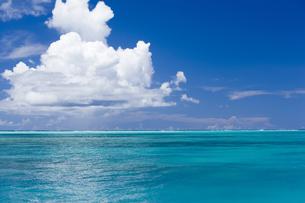 海と青空の写真素材 [FYI02966044]