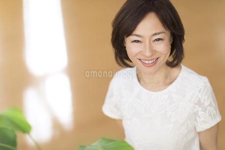 女性のポートレートの写真素材 [FYI02968666]