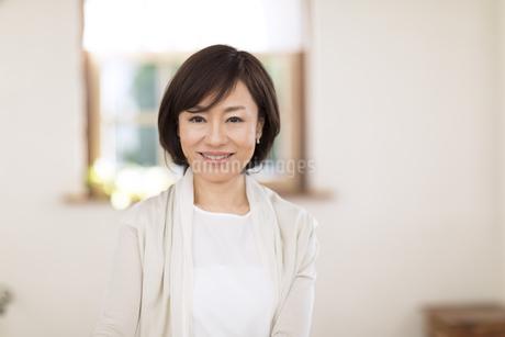 女性のポートレートの写真素材 [FYI02968808]