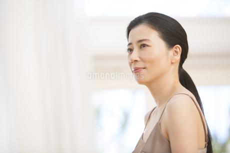 女性のポートレートの写真素材 [FYI02968852]