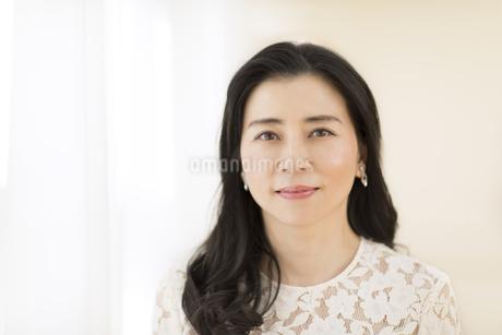 女性のポートレートの写真素材 [FYI02968927]