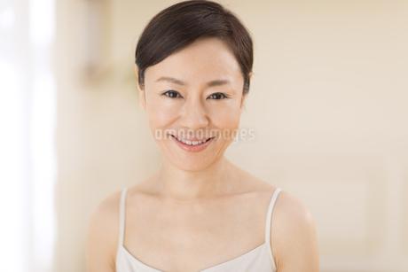女性のポートレートの写真素材 [FYI02969123]