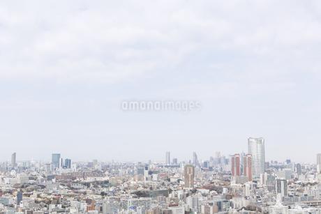 六本木、新宿方面 港区芝からの眺めの写真素材 [FYI02971646]