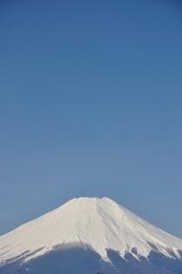 鳥ノ胸山から眺める富士山の写真素材 [FYI02974144]
