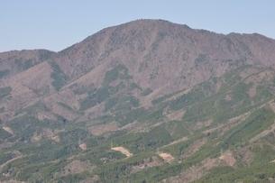 鳥ノ胸山から御正体山の写真素材 [FYI02974168]