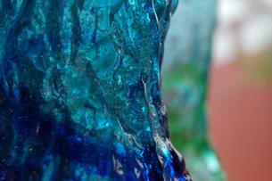 南国沖縄の琉球ガラスの写真素材 [FYI02974202]