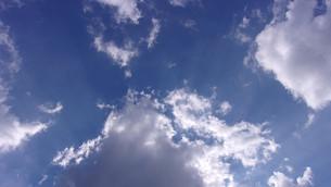 青空の写真素材 [FYI02974236]