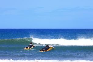 波が好きの写真素材 [FYI02974359]