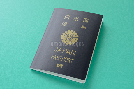 パスポートの写真素材 [FYI02974410]