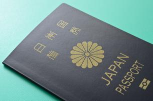パスポートの写真素材 [FYI02974412]