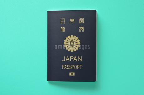 パスポートの写真素材 [FYI02974414]