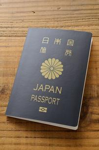 パスポートの写真素材 [FYI02974416]