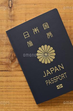 パスポートの写真素材 [FYI02974418]