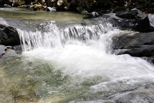 室久保川の渓流の写真素材 [FYI02974666]