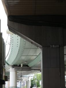 高速道路下の写真素材 [FYI02974953]
