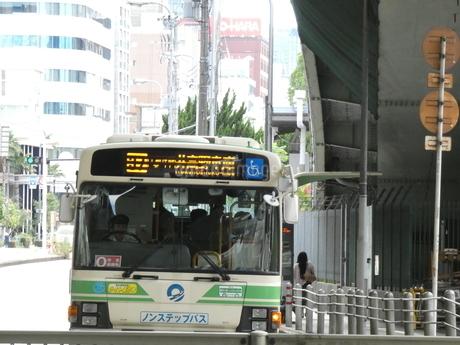 大阪市バスの写真素材 [FYI02974958]