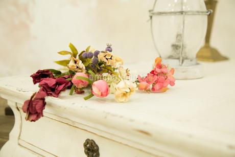 花とインテリアの写真素材 [FYI02975109]