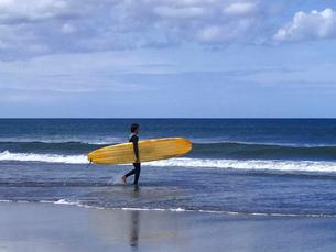 サーフィンの写真素材 [FYI02975266]