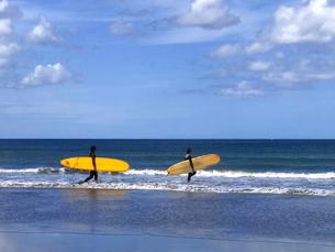サーフィンの写真素材 [FYI02975267]