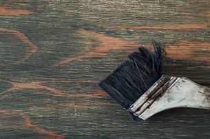 刷毛の写真素材 [FYI02976349]