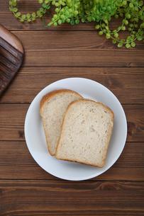 食パンの写真素材 [FYI02976721]