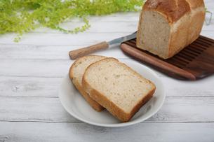 食パンの写真素材 [FYI02976734]