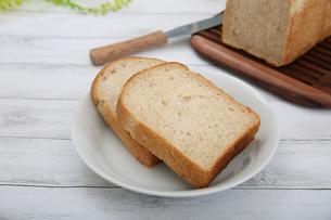 食パンの写真素材 [FYI02976736]