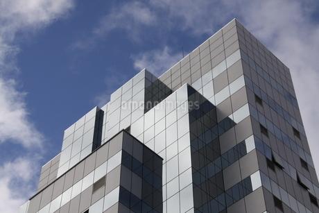 サンパウロのビジネス街の写真素材 [FYI02976859]