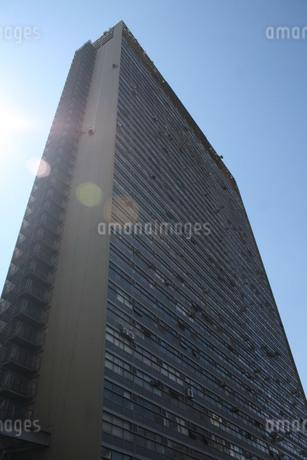 サンパウロのビジネス街の写真素材 [FYI02976861]