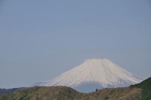 加入道山からの富士山の写真素材 [FYI02977286]