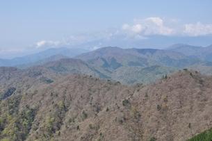 大室山からの富士山の写真素材 [FYI02977297]