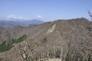 大室山からの展望の写真素材 [FYI02977299]