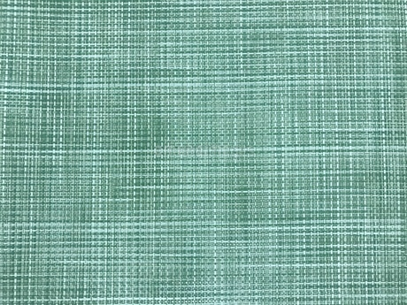 グリーン麻布背景の写真素材 [FYI02977410]