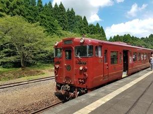 観光列車いさぶろう・しんぺいの写真素材 [FYI02977779]