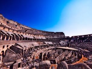 ローマ コロッセオの写真素材 [FYI02978087]