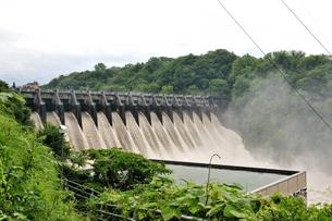 大井ダムの写真素材 [FYI02978131]