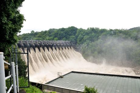 大井ダムの写真素材 [FYI02978132]