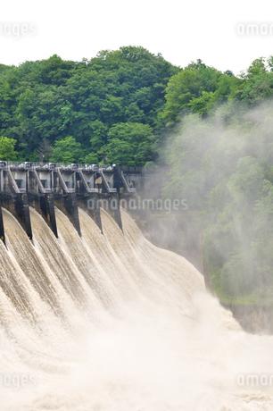 大井ダムの写真素材 [FYI02978134]
