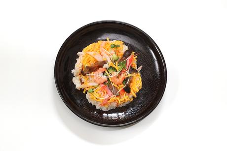 ちらし寿司の写真素材 [FYI02978818]