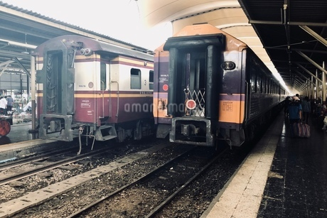 ファランポーン駅の写真素材 [FYI02979025]